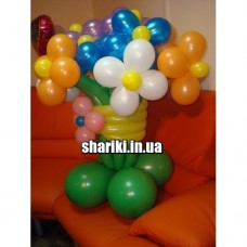Букет из шаров №6
