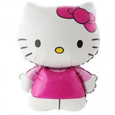 Гелиевый шар Hello Kitty