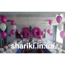 Оформление дня рождения №3