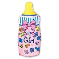 Бутылочка для младенца (девочки)
